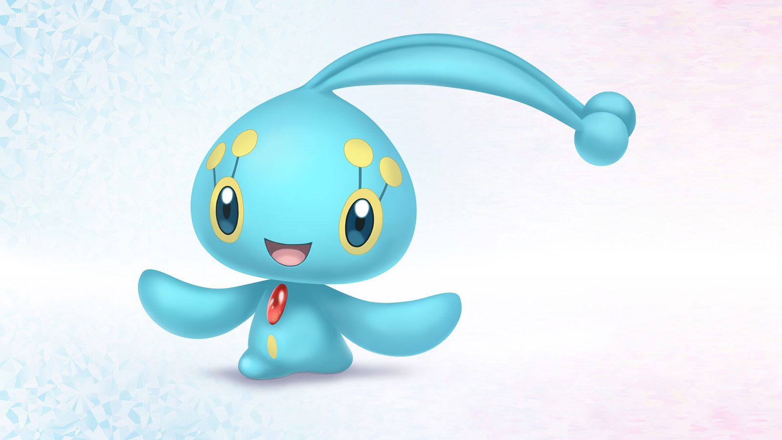 Pokémon Diamante Brillante Perla Reluciente Manaphy evento