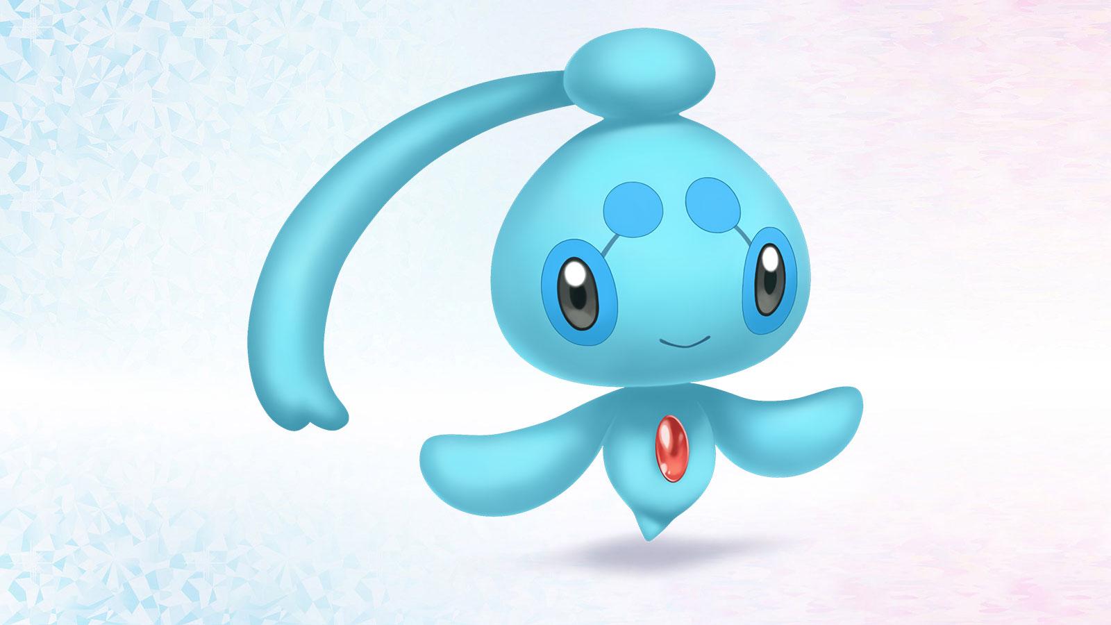 Pokémon Diamante Brillante Perla Reluciente Phione evento